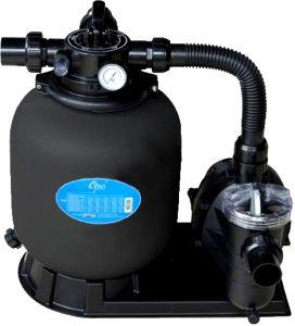 Фильтр для торгового аквариума. Оборудование для торговых аквариумов. Песочный фильтр в аквариум для торговли живой рыбой.