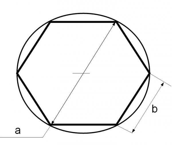 Схема аквариума  6-гранника. Аквариум шестигранник.