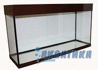 Аквариум в комплекте с аквариумной крышкой, являющейся неотъемлемой частью аквариума