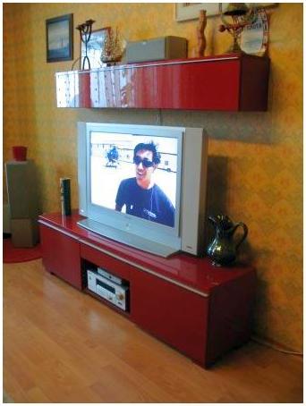 Мебель в гостиной из МДФ