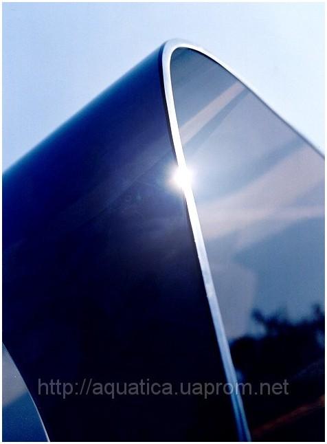 Гнутое стекло. Фото Бысова В.