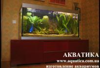 Дизайн аквариумного комплекта в окружении уже имеющейся мебели