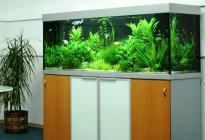 Металлическая подставка под аквариумом - удобство в использовании